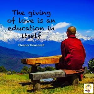 Love quote, love quotes, wisdom, compassion, loving kindness, positivity, spirituality, spiritual