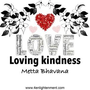 Loving kindness meditation, compassion, spiritual, spirituality, mindfulness, happiness, generosity, wellbeing