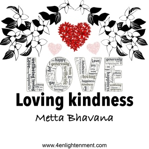 Loving kindness meditation, compassion, spiritual, spirituality, mindfulness, happiness, generosity, wellbeing