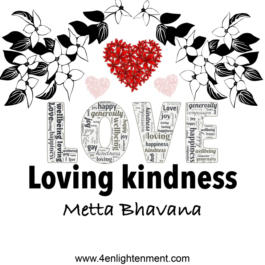 Loving kindness meditation, loving kindness, compassion, generosity, spirituality, spiritual, self help, anxiety, mindfulness
