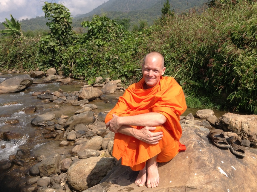 mindful exercise, meditation practice, inner contentment, mindfulness of body, body scan meditation, mindset reset, personal development through mindfulness, stress relief, commit to sit, meditate, changing thought patterns, relaxation techniques, spiritual enlightenment, Buddhist monk,
