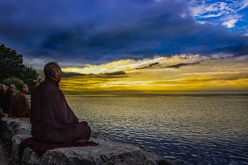 goal of Buddhism, meditation schedule, the real facts of life, change your mindset, inner contentment, personal development through mindfulness, science based mindfulness, words of wisdom, what meditation does for the brain, commit to sit, changing thought patterns, developing minds, Theravada Buddhism,