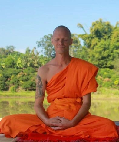 personal development through mindfulness, commit to sit, wandering Buddhist monk, thudong, Dhamma Tapasa, search for inner contentment, goal of Buddhism, meditation practice, spiritual awakening, Theravada Buddhism, meditate now, mindful exercise, for enlightenment,