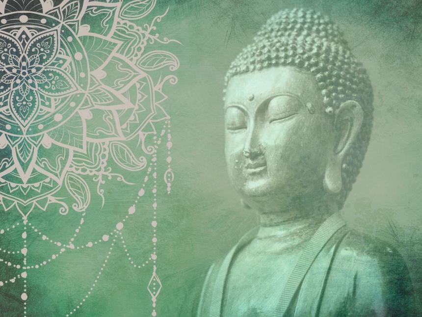 Samadhi meditation, mindfulness relaxation, wellness and wellbeing, breathing meditation,