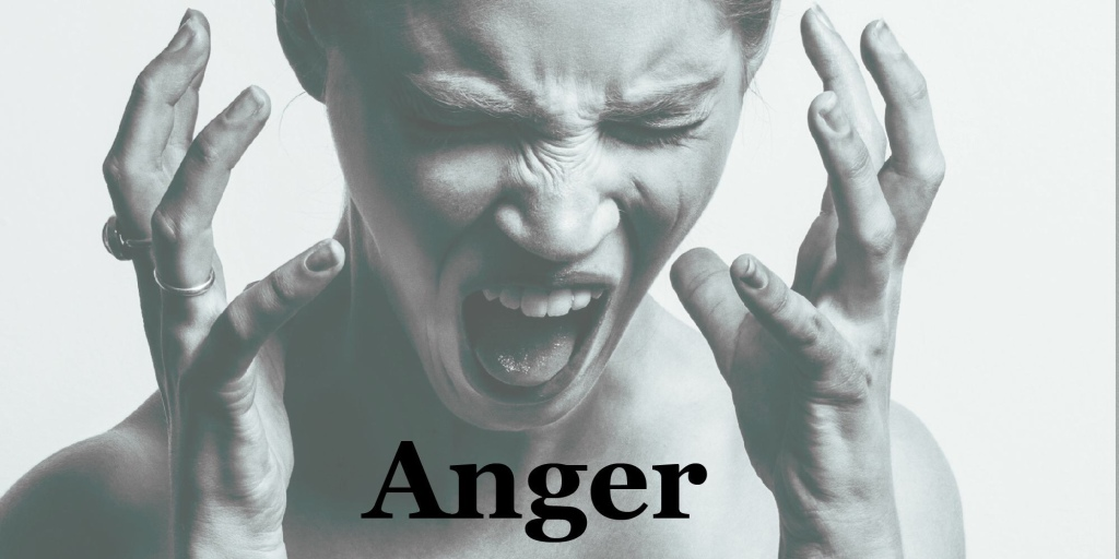 Anger and how to deal with it,